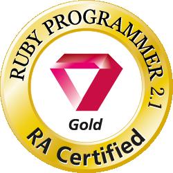 Ruby Association - Ruby Association Certified Ruby
